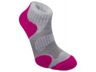 Bridgedale CoolFusion Multisport Women's grey/raspberry/812