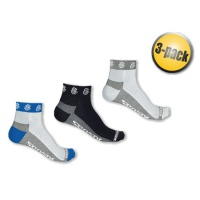 SENSOR PONOŽKY 3-PACK RACE LITE SMALL HANDS -3/5