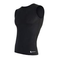 SENSOR COOLMAX AIR pánské triko bez rukávů černá -S