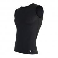 SENSOR COOLMAX AIR pánské triko bez rukávů černá