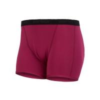 SENSOR COOLMAX FRESH dámské kalhotky s nohavičkou lilla