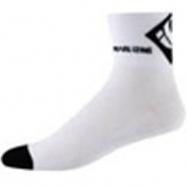 ponožky P.I.Elite Limit Edition bílo/černé