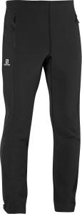 kalhoty Salomon Momentum Softshell FZ M black 13/14