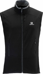 vesta Salomon Momentum softshell M black 13/14