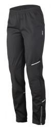 Etape - dětské volné kalhoty SNOW WS, černá