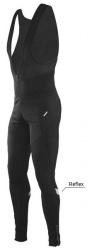 Etape - pánské kalhoty SPRINTER WS LACL s vložkou, černá