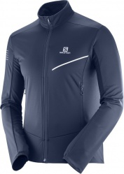 bunda Salomon RS Softshell M night sky 18/19