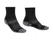 Bridgedale Hike LW MP Ankle black/silver/822
