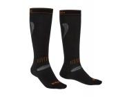 Bridgedale Ski Ultra Fit black/orange/009