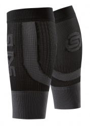 SKINS Essentials Seamless Unisex Calftights Black/Charcoal