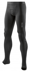 SKINS DNAmic Elite Recovery Mens Long Tights Black
