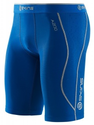 SKINS A200 Mens Royal Blue 1/2 Tights