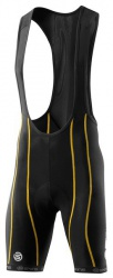 SKINS Cycle PRO Mens Black Bib Shorts
