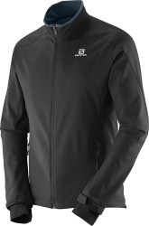 bunda Salomon Active Softshell M black 14/15