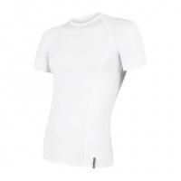 SENSOR COOLMAX TECH pánské triko kr.rukáv bílá -XL