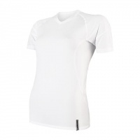 SENSOR COOLMAX TECH dámské triko kr.rukáv bílá -L