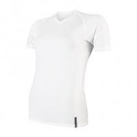 SENSOR COOLMAX TECH dámské triko kr.rukáv bílá -M