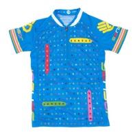 SENSOR dres dětský TYPE EVO modrá 140