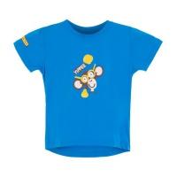 Sensor Coolmax Fresh dětské tričko kr. Chimpanze m 150