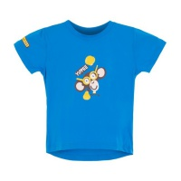 Sensor Coolmax Fresh dětské tričko kr. Chimpanze m 120