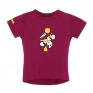 SENSOR COOLMAX FRESH PT dětské triko kr.rukáv lilla Chim 150