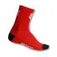 SENSOR PRO LITE ponožky červená
