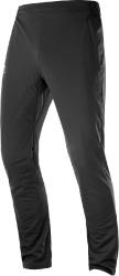 kalhoty Salomon Agile warm M black 19/20
