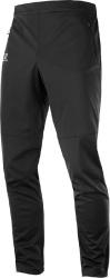kalhoty Salomon RS softshell M black 19/20