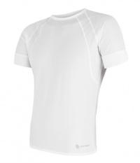 SENSOR COOLMAX AIR pánské triko kr.rukáv bílá -L