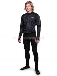 MOIRA DUO thermo spodky dlouhá nohavice černá