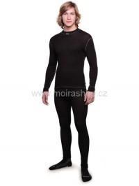 MOIRA IMARION spodky s dlouhou nohavicí černá