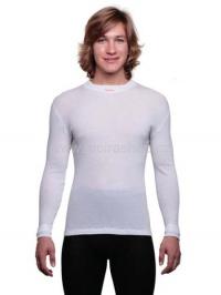 MOIRA IMARION triko s dlouhým rukáv bílá