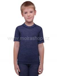 MOIRA MONO dětské triko s krátkým rukávem 130-160