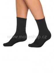 MOIRA ponožky TG2 šedá