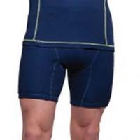MOIRA ULTRALIGHT NEW spodky krátká nohavice modrá metal