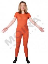 MOIRA MONO spodky dlouhá nohavice oranžová