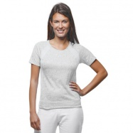 MOIRA SOFT dámské triko krátký rukáv DKR2 bílá