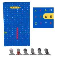 SENSOR TUBE TYPE dětský šátek multifunkční