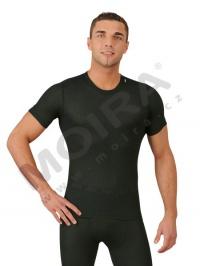 MOIRA MONO triko s krátkým rukávem zelená