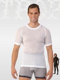 MOIRA TROPIKO triko krátký rukáv bílá