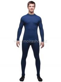 MOIRA ULTRALIGHT NEW spodky dlouhá nohavice modrá metal