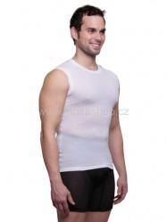 MOIRA ULTRALIGHT NEW triko bez rukávů bílá