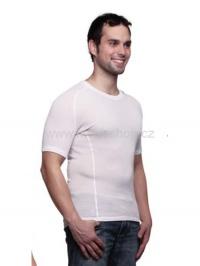 MOIRA ULTRALIGHT NEW triko krátký rukáv bílá