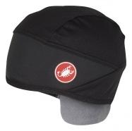 Castelli – čepice pod přilbu Estremo WS Skully, black