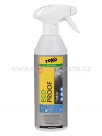 impregnace TOKO Eco textile proof 500ml