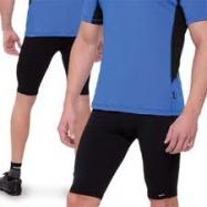 MOIRA Diagon spodky s krátkou nohavicí unisex