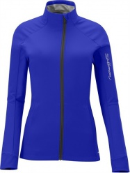 bunda Salomon Momentum 3 Softshell W violet/black 12/1