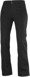 kalhoty Salomon Active III Softshell W black 10/11