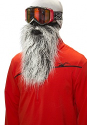BEARDSKI Biker Gray